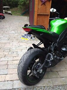 Kawasaki Ninja Z1000 Z 1000 Fender Eliminator Tail Tidy 2009 2019