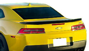 2014 2015 chevrolet camaro painted factory style rear