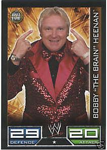 Bobby Heenan Hall Of Fame
