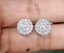 Deal-1-05-CT-Natural-Diamond-Cluster-Halo-Stud-Earrings-14K-White-Gold-9-5-MM thumbnail 1