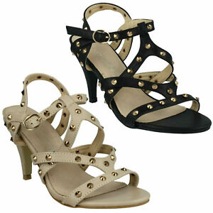 Donna Spot on sandali tacco alto modello f10089