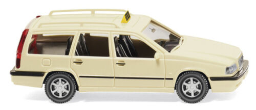 Wiking 080012-1//87 Taxi-Volvo 850 Combi-Neuf