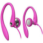 *Philips* SHS3200 Flexible Earhook Headphone (Pink)