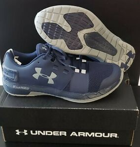 competitive price b425a 7e359 Details about Under armour UA COMMIT TR X NM Men size 10 Color blue New  with box Awesome style