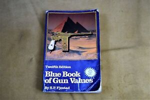 Blue Book Of Gun Values 12th Edition Good Condition Paperback Ebay