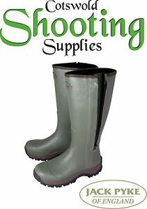 JACK PYKE COUNTRYMAN SIDE ZIP WELLINGTON BOOT  HUNTING SHOOTING FISHING - <span itemprop=availableAtOrFrom>Cheltenham, United Kingdom</span> - If you are not 100% satisfied with your item you have 30 days to request a refund. The item must be unused and in the same condition as it was when received WITHOUT THE LABELS AND TAGS - Cheltenham, United Kingdom