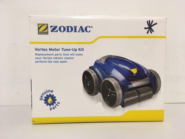 Zodiac  Robotic Vortex Tune up Kit Zodiac V3 V4 VX40, 50, 55 Polaris 9000 New