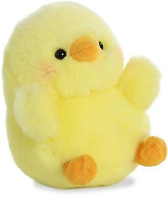 Chickadee Chick Plush Toy 5 Inch Cute Soft Stuffed Baby Chicken Toy Rolly Pet 92943088184 Ebay