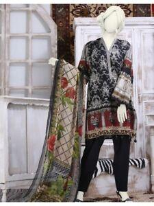 Junaid Pakistaanse Designer Ladies Original Suit Medium Jamshed m0OPywvN8n