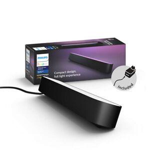 Philips Hue Indoor Play LED Light/Lighting Bar Base Single White/Colour Ambiance