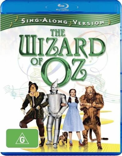 1 of 1 - The Wizard Of Oz (Blu-ray, 2009)