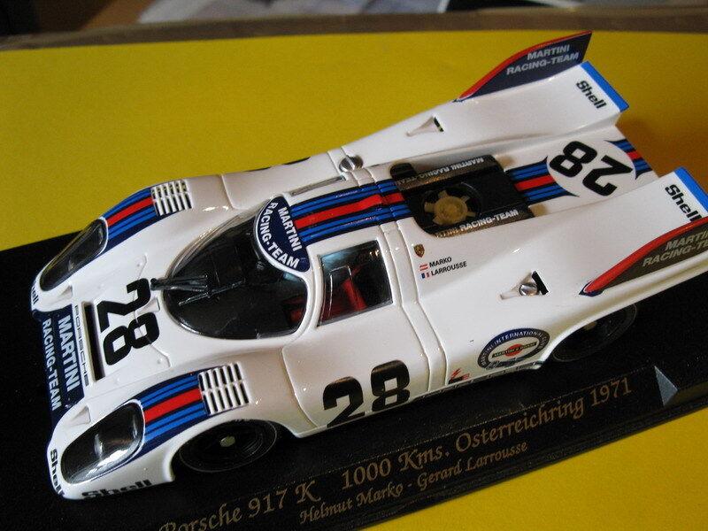 Fly Porsche 917 K 1000 Kms. Österreichring 1971 Ref.C82  NEW in  BOX