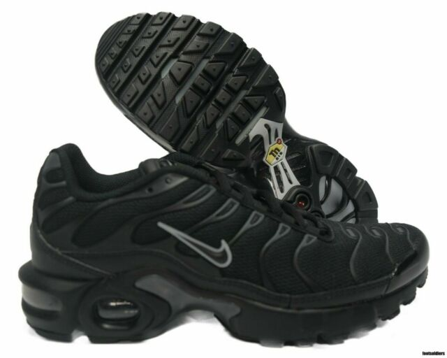 655020 053 Nike Air Max Plus TN 1 Blackblack pure Platinum