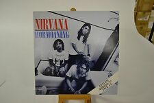 NIRVANA Hormoaning LP MINT SUPER RARE ORIGINAL AUSTRALIA IMPORT TOUR COLOR VINYL