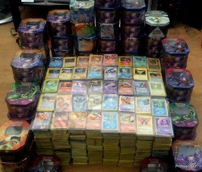 Ultra Rares /& Holos В50x Pokemon Cards Bundle 100/% Genuine Including Rares