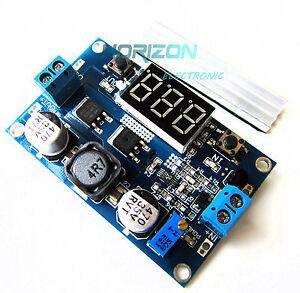 LED-Voltmeter-Step-up-Power-Boost-Module-DC-3-35V-To-3-5-35V-100W