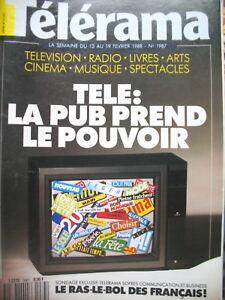 1987-TELE-LA-PUB-PREND-LE-POUVOIR-LOUIS-CHEDID-TELERAMA-1988
