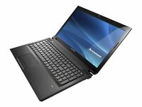"LENOVO B570 15.6"" HD NOTEBOOK INTEL PENTIUM 2.20GHz 6GB 500GB DVD BT HDMI WIN 10"