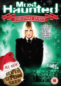 Most-Haunted-Christmas-Spirits-DVD-Region-2