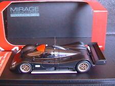 TOYOTA TS010 TEST CAR FUJI 1993 MATT BLACK HPI RACING 8584 1/43 LE MANS CAR