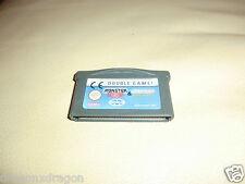 2 Games in 1: Monster Trucks & Quad Desert Fury (Nintendo Game Boy Advance)