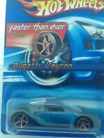 Bugatti Veyron Fte 2006 Faster Than Ever Hot Wheels