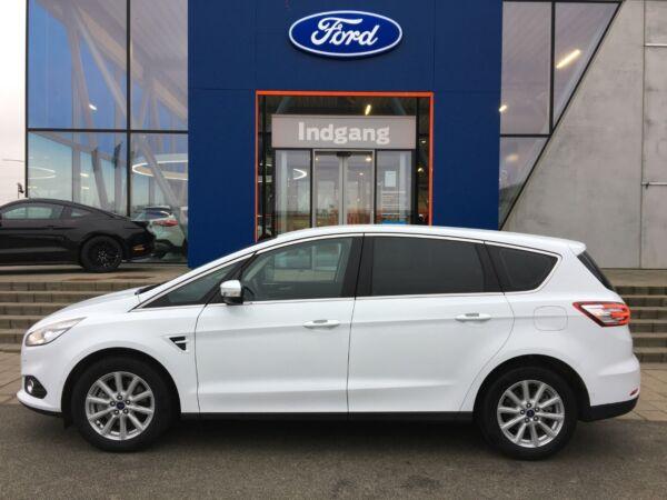Ford S-MAX 1,5 EcoBoost Titanium - billede 1
