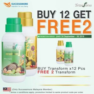 Promotion-TRANSFORM-Buy-12-Free-2