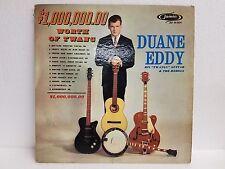 DUANE EDDY-1,000,000.00 WORTH OF TWANG-JAMIE RECORDS JLP 70-3014-RARE ALBUM!