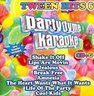 Party Tyme Karaoke Tween Hits 6 - Various Artist 2015 CD
