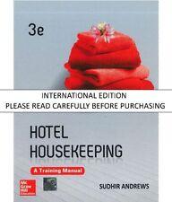 hotel housekeeping a training manual 3rd ed by sudhir andrews ebay rh ebay com Housekeeping Operations Manual hotel housekeeping training manual sudhir andrews download