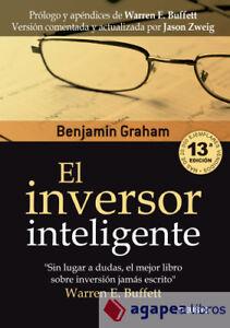 El inversor inteligente. NUEVO. ENVÍO URGENTE (Librería Agapea)
