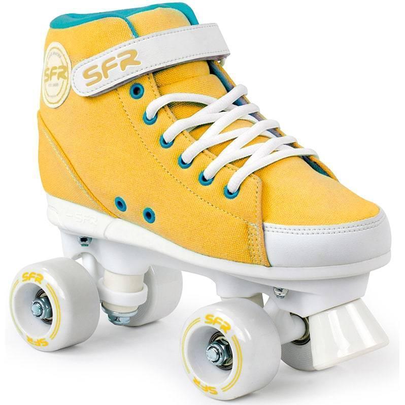 SFR Vision Sneaker Quad Roller S s -  Mustard  wholesale price