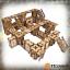 TTCombat-BNIB-Iron-Labyrinth-Death-Quadrant-Complex-TTSCW-INH-057 thumbnail 1