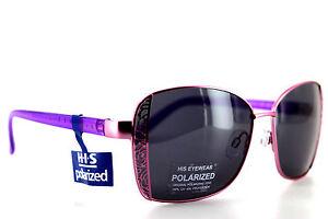 Hp-54118 Color-3 Polarized Sunglasses Mod SchöN H.i.s Sonnenbrille Etui Neueste Technik