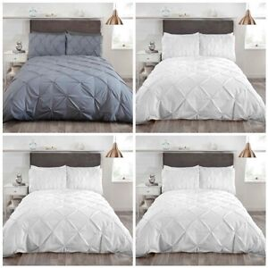 Balmoral-Pleated-Duvet-Cover-Set-Luxury-Pintuck-Bedding-Set-IN-ALL-SIZES