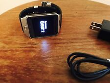 Samsung Galaxy Gear 2 41.4mm Stainless Steel Case Black Modern Buckle - (SM-R38…