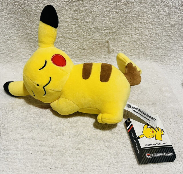 Pokemon Center Original Plush Doll Kuttari Pikachu Sleeping Ver JAPAN OFFICIAL