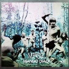 MANDO DIAO - INFRUSET (SCHWEDISCHES ALBUM)  CD  ALTERNATIVE & INDEPENDENT NEU