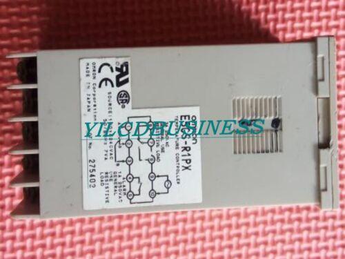PLC Processors Omron E5CS-R1PX thermostat 60 days warranty ...