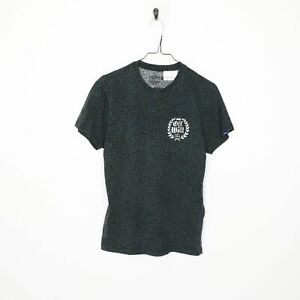 Vans pequeño logotipo Camiseta Camiseta Azul | Pequeño S