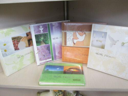 Alben Firmung Goldbuch Fotoalbum,Album für Foto Bilder