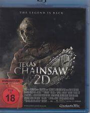 BluRay - Texas Chainsaw 2D
