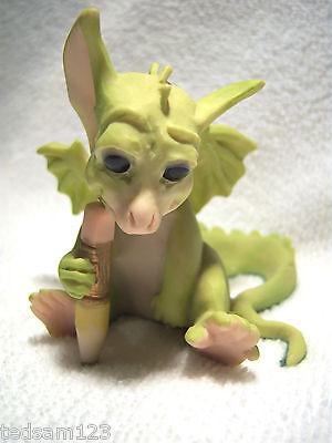 Pocket Dragon   ' SCRIBBLES '     Mint.  VERY RARE!!!
