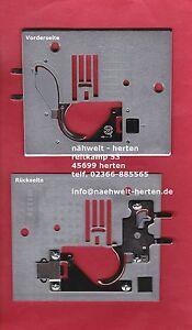Stichplatte geeignet für  Brother Ace 1  /& Super Galaxie 2.. #  1971