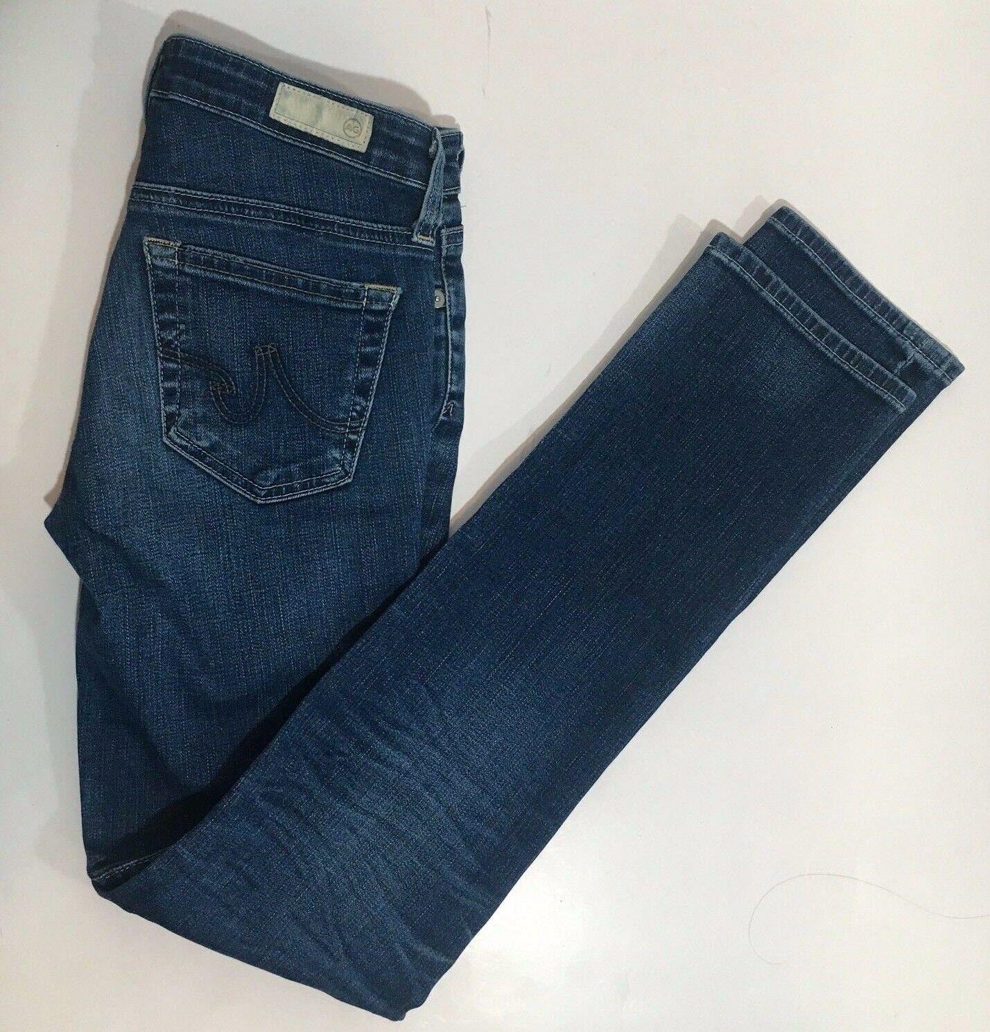 0ce73cbb11a Adriano goldschmied Stilt Leg Womens size 24 x 28 Cigarette Jeans  qelgmv1657-Jeans