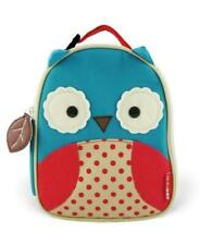 Skip Hop Zoo Lunchies Insulated Lunch Bag - Owl Free Shipping