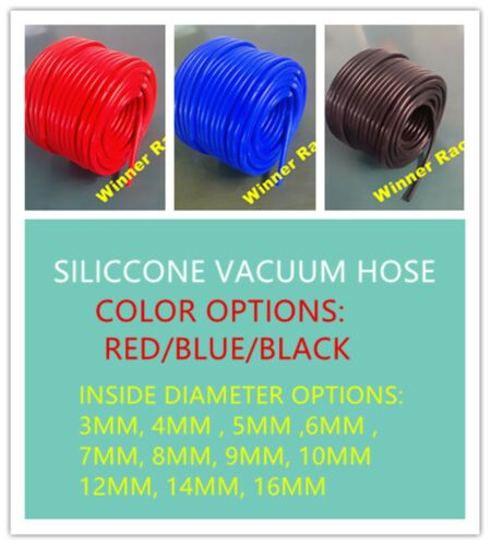 SILICONE HOSE HUSQVARNA HUSKY WR400//XC400//CR430//WR430//XC430 1984-1988 85 86 87