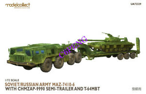 ModelCollect-UA72329-1-72-SOVIET-RUSSIAN-ARMY-MAZ-7410-6-WITH-CHMZAP-9990
