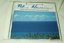 MARK YIM & THE BLUE HAWAIIAN BAND Blue Hawaiian (2002) CD Japan Import Hawaii